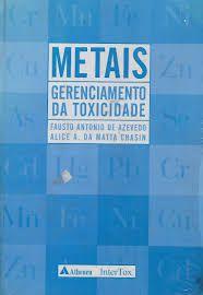 Metais - Gerenciamento E Toxicidade