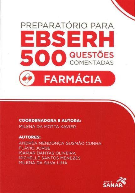 Preparatório para Ebserh- 500 questões