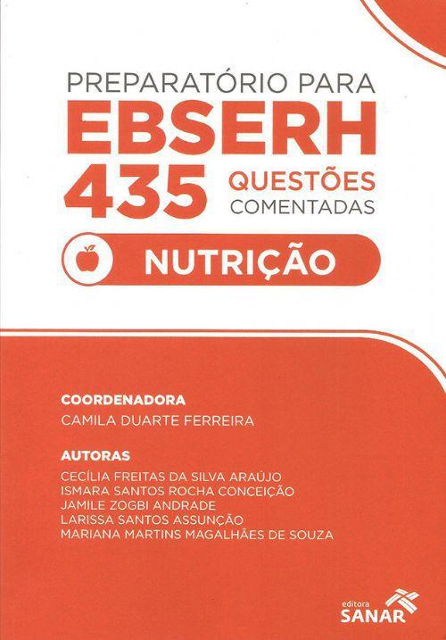 Preparatório para Ebserh- Nutrição
