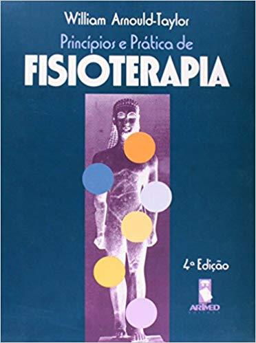 Princípios E Pratica De Fisioterapia - Livro novo, capa pequeno defeito