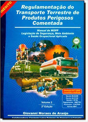 REGULAMENTAÇAO DO TRANSPORTE TERRESTRE DE PRODUTOS