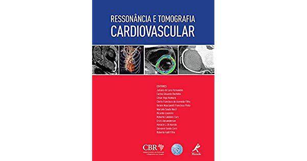 Livro Ressonância e Tomografia Cardiovascular