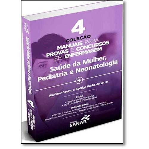 saúde da mulher pediatria e neonatologia