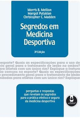 Segredos Em Medicina Desportiva