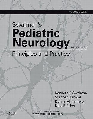 SWAIMAN'S PEDIATRIC NEUROLOGY, 2VOLUMES