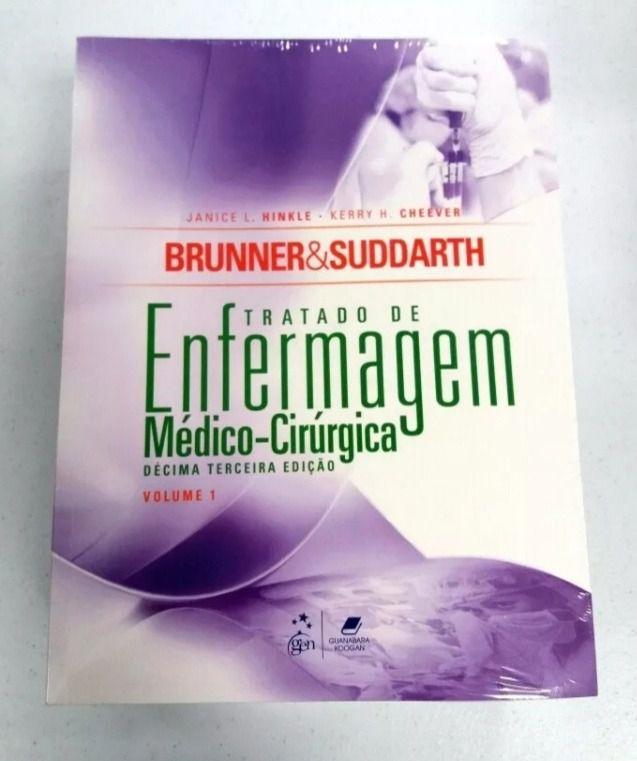 Brunner & Suddarth Tratado de Enfermagem Médico-cirúrgica
