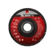 10 Disco Flap Aço/inox 115x22 Pegafer Performance 4 1/2