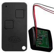 1 Tx Car Sensor Farol Carro Rossi 433mhz + 1 Controle Rossi