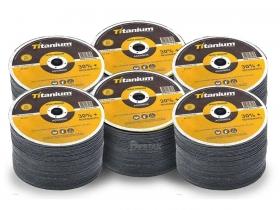 50 Disco De Corte 4 1/2 Ultra Fino Axt P/ Corte Rápido Forte
