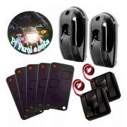 5 Controles Ntx Rossi + Sensor Anti Esmagamento + 2 C/tx Car