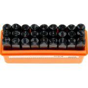 Abcdário De Marcação De Bater Starfer 5mm -