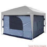Barraca para tenda Transform 5/6 pessoas 3 x 3m NTK com coluna d'água de 3000mm