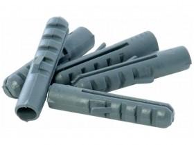 Bucha De Fixação Plastica Ivplast 6mm Saco 1000 Pçs
