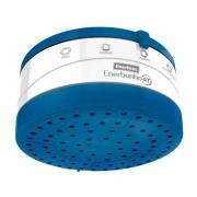 Chuveiro Enerbanho 4T Azul 220v/ 6800w Espalhador 13 cm