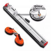 Cortador Profissional Super 1150 115cm Cortag Original Pisos E Porcelanatos 12mm Espessura + Bônus