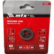 Cossinete Avulso Mtx Em Aço Para Rosca M4 X 0.7