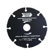 Disco de Corte 110mm corta Madeira para Serra Mármore Fertak