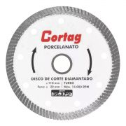 Disco Diamantado Cortag 110mm F20mm Porcelanato