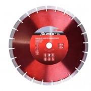 Disco Diamantado Segmentado 350x25,4mm Corte Seco Mtx 731659