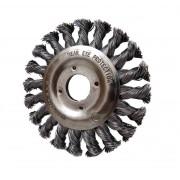 Escova Circular MTX 175mm Torcida 22.2mm