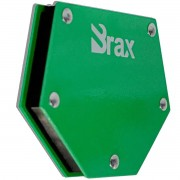 Esquadro Magnetio Hexagonal Brax 25KG
