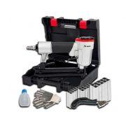 Grampeador Pneumático 100psi 10-22mm + Extrator E Grampos