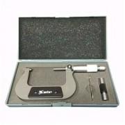 Kit Micrômetro Mecânico 25-50mm + 50-75mm C/ Estojo Mtx