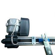 Kit Motor Automatizador Dz Fuso Aero Rossi 1/3HP Braço 3 Metros