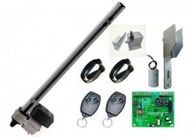 Kit Motor Basculante Rossi Nano 1/3hp + Suporte E 2 Travas 127v