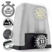 Kit Motor Dz Rossi Dz4 1/3 Sk Turbo 5m Crema 2 Controle 220v