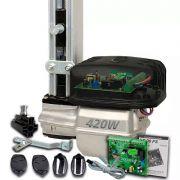 Kit Motor Portão Automatizador Basculante Rossi Nano 1/4hp 110v