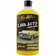 Lava Auto Com Cera High Shine 500 ML Brilho Intenso