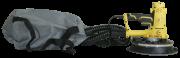 Lixadeira De Parede 850w C/aspirador Luz Led Lpl 850l Lynus