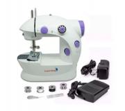 Máquina Costura Portátil Elétrica Importway + 5 Acessórios