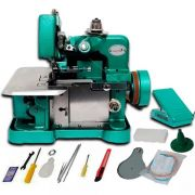 Máquina Costura Semi Industrial C/pedal Elétrica 3 Linhas