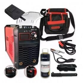 Maquina Solda 195 Power Inversora Eletrodo + Anti-respingo