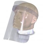 Máscara Proteção Facial Anti Virus Face Incolor