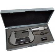 Micrometro Externo Analógico 25-50mm 0,01mm Mtx C/estojo