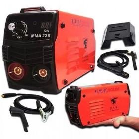 Mini Inversora Solda Eletrodo 226a Mma Potente