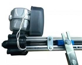 Motor Automatizador Dz Fuso Aero Rossi 1/3hp Braço De 3m