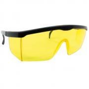 Óculos De Segurança Lente Âmbar Rj Epi Proteção