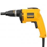 Parafusadeira Para Drywall/gesso 1/4 127v Dw255-br Dewalt