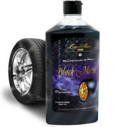 Pretinho Pneu Revitalizador Black Magic Cadillac 500ml