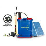 Pulverizador Elétrico/Manual C/ Painel Solar Importway IWPCPS20-020