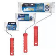 Rolo Lã Sintética 5 a 15cm Com Suporte Anti Gotas Atlas 321