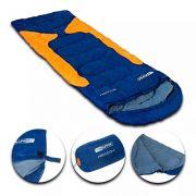 Saco Dormir Camping Algodão Confortável C/ziper Nautika