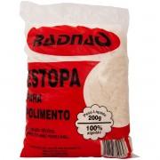 Sacos De Estopa Para Polimento 200g Radnaq 100% Algodão
