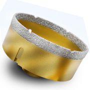 Serra Copo Diamantado 51mm P/ Esmerilhadeira