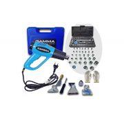 Soprador Termico 220v C/ Kit Acessorios + 40 soquetes C/ brinde