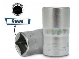 Soquete Estriado De 1/2 X 9 Mm - Stels